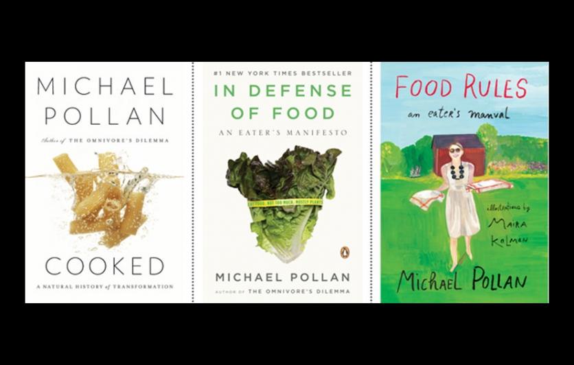 Michael Pollan Books