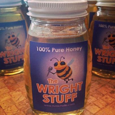 The Wright Stuff Honey