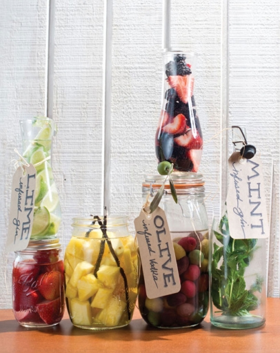 Infusing Alcohol At Home