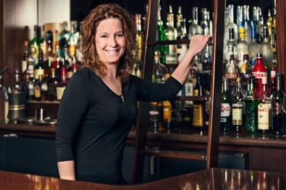 Nicole Marshall, Cigar Bar Bartender of Cioppino