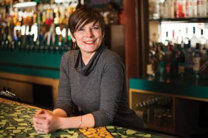 Erika Clark, Bar Manager of Kaya