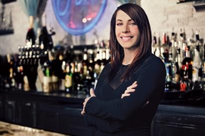 Jennifer Welsh, Bar Manager of Perlé