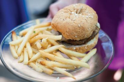 Various Burger Options