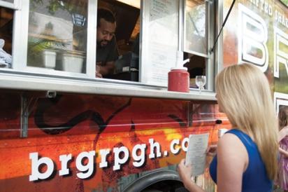 BRGR Food Truck