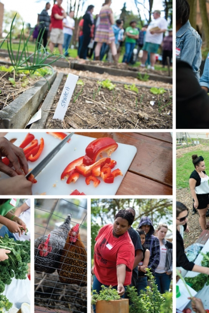 Food Revolution Cooking Club