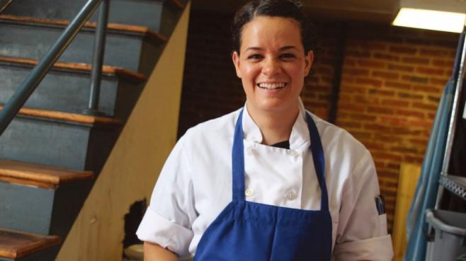 Chef Jamilka Borges