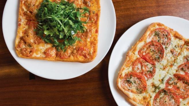 Vallozi's Basilicata and Sicilian Pizzas