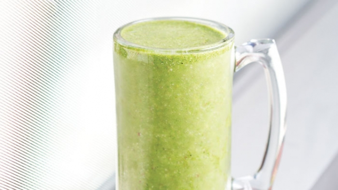 simpatico apple zinger smoothie