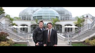 Jamie Oliver and Richard Piacentini