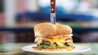 Kaya Burger