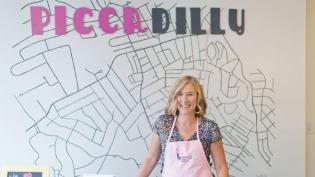 Piccadilly Artisan Yogurt owner Adrian Bota