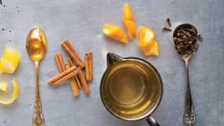 Earl Grey Tea Truffles